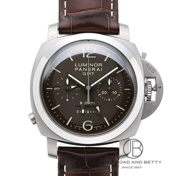 パネライ PANERAI ルミノール1950 8デイズ GMTクロノグラフ モノプルサンテ PAM00311 【新品】 時計 メンズ