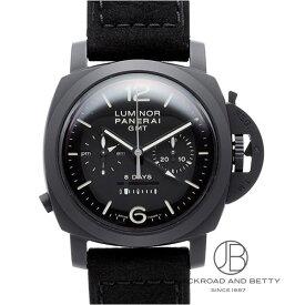 パネライ PANERAI ルミノール1950 8デイズ GMTクロノグラフ モノプルサンテ PAM00317 新品 時計 メンズ