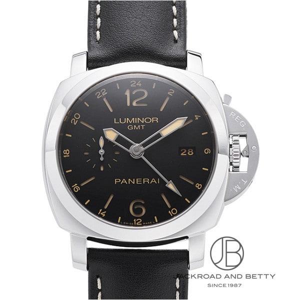 パネライ PANERAI ルミノール 1950 3デイズ GMT 24H アッチャイオ PAM00531 【新品】 時計 メンズ