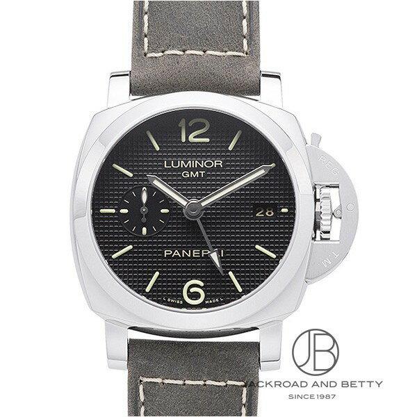 パネライ PANERAI ルミノール 1950 3デイズ GMT アッチャイオ PAM00535 【新品】 時計 メンズ