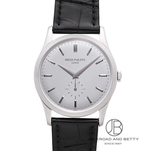 パテック・フィリップ PATEK PHILIPPE カラトラバ 5196G-001 【新品】 時計 メンズ