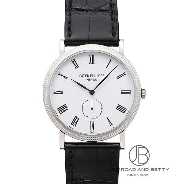 パテック・フィリップ PATEK PHILIPPE カラトラバ 5119G-001 【新品】 時計 メンズ