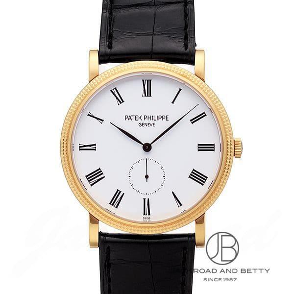 パテック・フィリップ PATEK PHILIPPE カラトラバ 5119J-001 【新品】 時計 メンズ