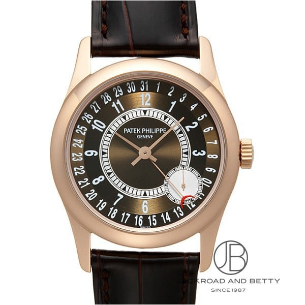 パテック・フィリップ PATEK PHILIPPE カラトラバ 6000R 【新品】 時計 メンズ