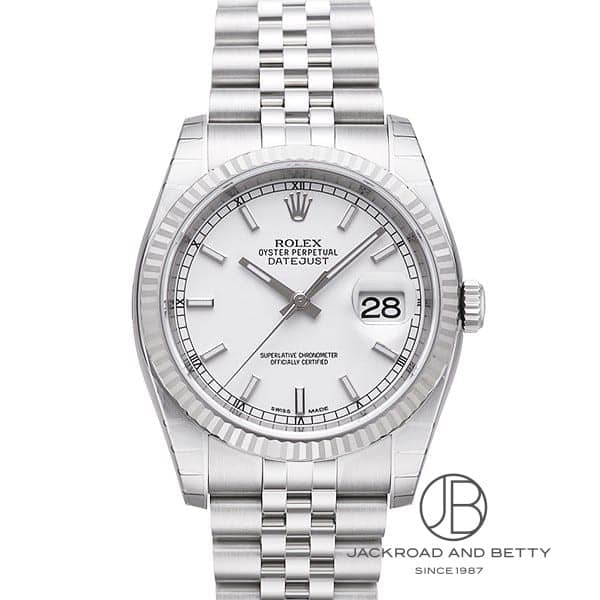 ロレックス ROLEX デイトジャスト 116234 【新品】 時計 メンズ