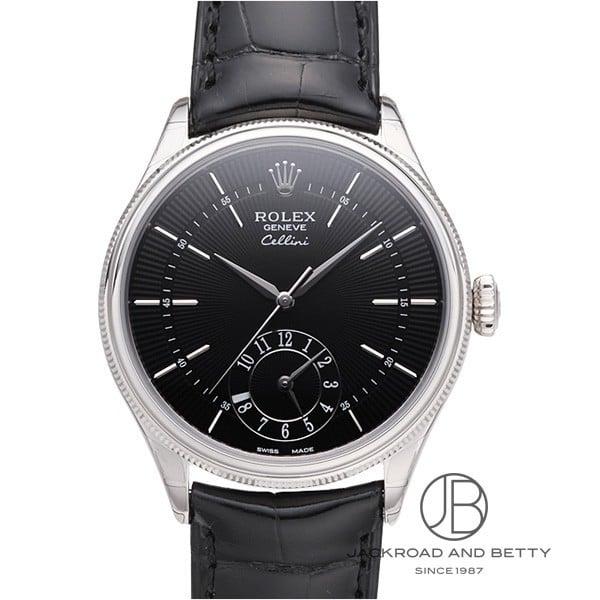ロレックス ROLEX チェリーニ デユアルタイム 50529 【新品】 時計 メンズ