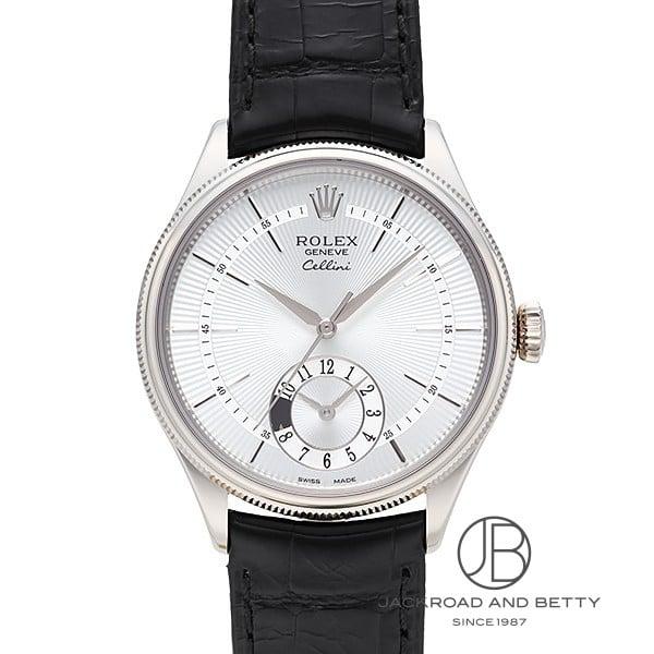 ロレックス ROLEX チェリーニ デュアルタイム 50529 【新品】 時計 メンズ