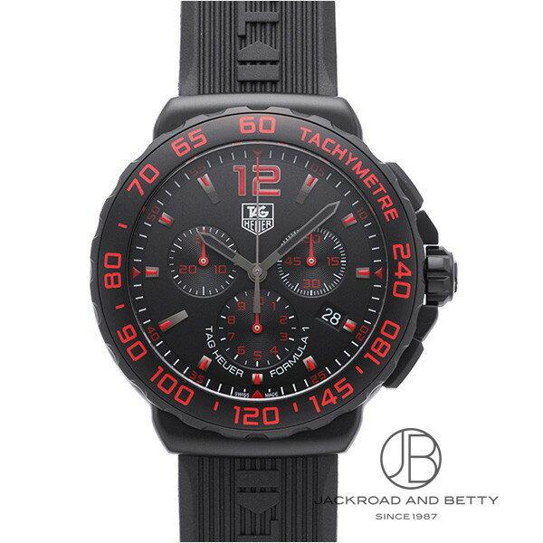 タグ・ホイヤー TAG HEUER フォーミュラ1 クロノグラフ フルブラック CAU111D.FT6024 【新品】 時計 メンズ