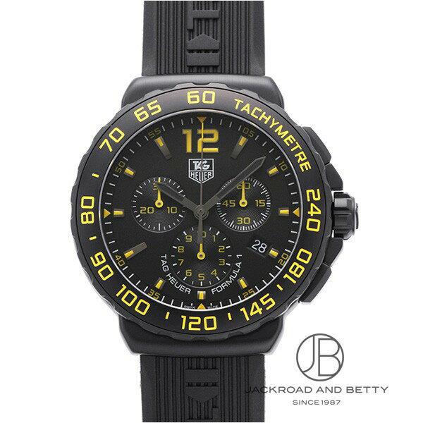 タグ・ホイヤー TAG HEUER フォーミュラ1 クロノグラフ フルブラック CAU111E.FT6024 【新品】 時計 メンズ