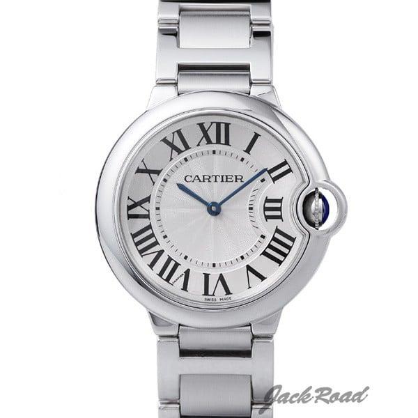 カルティエ CARTIER バロンブルー ミディアム W69011Z4 【新品】 時計 メンズ