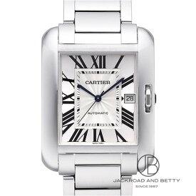 カルティエ CARTIER タンク アングレーズ XL W5310025 新品 時計 メンズ