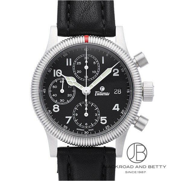 チュチマ TUTIMA フリーガークロノグラフ 780-21 【新品】 時計 メンズ