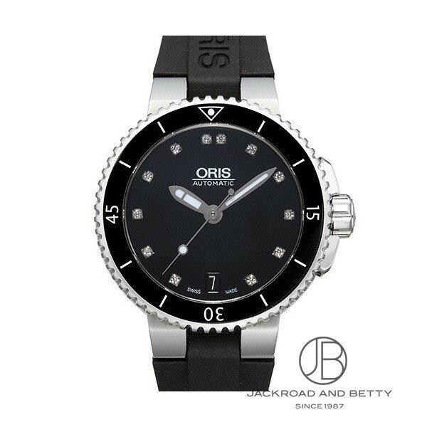 オリス ORIS アクイスデイト 733.7652.4194 【新品】 時計 レディース