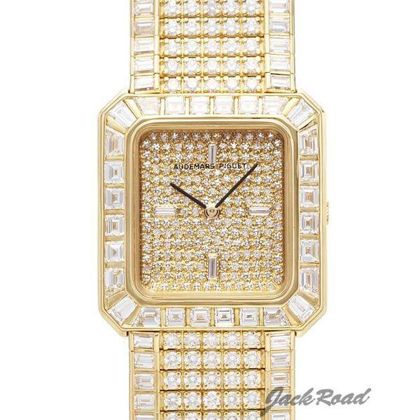 オーデマ・ピゲ AUDEMARS PIGUET ダイヤモンドコレクション 14612BA 【中古】 時計 メンズ