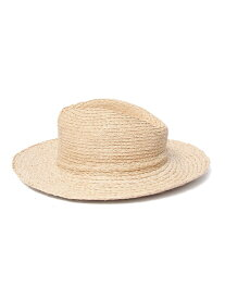 [Rakuten Fashion]【SALE/60%OFF】【La Maison de Lyllis】LIRAハット MADEMOISELLE ROPE' ロペ 帽子/ヘア小物 ハット ベージュ ブラウン【RBA_E】【送料無料】