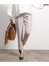 [Rakuten Fashion]【SALE/10%OFF】【WEB限定】【ウォッシャブル】テーパードパンツ ROPE' ロペ パンツ/ジーンズ パンツその他 ブラック ベージュ【RBA_E】【送料無料】