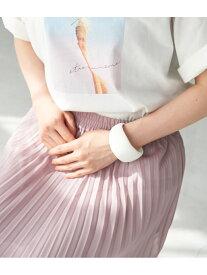 [Rakuten Fashion]【SALE/10%OFF】【WEB限定】【Casselini(キャセリーニ)】ラウンドバングル ROPE' PICNIC PASSAGE ロペピクニック アクセサリー ブレスレット ホワイト ブルー パープル【RBA_E】