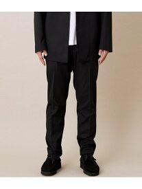 【SALE/30%OFF】【Carreman】スリムスラックス/セットアップ対応 ADAM ET ROPE' アダムエロペ パンツ/ジーンズ スラックス/ドレスパンツ ブラック【RBA_E】【送料無料】[Rakuten Fashion]
