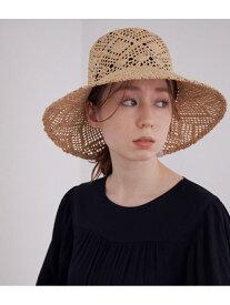 【La Maison de Lyllis】 VAUCHO HAT MADEMOISELLE ROPE' ロペ 帽子/ヘア小物 ハット ベージュ【先行予約】*【送料無料】[Rakuten Fashion]