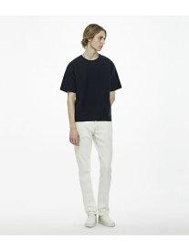 [Rakuten Fashion]LUKE SATURDAYS NYC サタデーズ ニューヨークシティ パンツ/ジーンズ ジーンズその他 ホワイト ネイビー【送料無料】