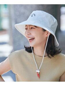 [Rakuten Fashion]【CONVERSE】別注アドベンチャーハット ViS ビス 帽子/ヘア小物 ハット ホワイト ブラック