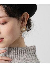 [Rakuten Fashion]デザインパールピアス ViS ビス アクセサリー ピアス ゴールド【先行予約】*