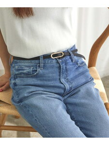 [Rakuten Fashion]10mm幅ピンレスベルト ViS ビス ファッショングッズ ベルト ブラック ブラウン ピンク ネイビー