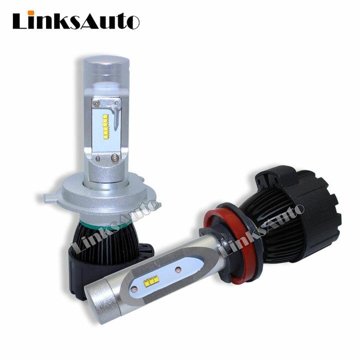 MAZDA アクセラ/アクセラスポーツ 15F/15C/20F/20C H15.10 - BKP フォグ LEDヘッドライト H11H8/H9/H16兼用 PHILIPS Lumledsチップ LinksAuto JA-D9 LED 高輝度4000Lm 超白光6500K 車検適合 3年保証 2本セット 新品 税込 送料無料