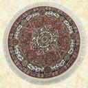 ★新入荷商品★ペルシャ絨毯(カーペット/ラグ) シルク調豪華な色柄の高密度:ウィルトン織り ペルシャ絨毯の本場 イ…