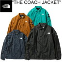 "【THE NORTH FACE】ザ ノースフェイス NP22030""THE COACH JACKET""ザ コーチ ジャケット ウインドブレーカー スクエア…"