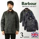 バブアー Barbour ビデイル ジャケット BEDALE レギュラーモデル | バーブァー ビデール メンズ 定番 イングランド製 MADE IN ENGLAND 世界流通オリジナルモデル アウター ブランド サイズ32-44 セージ ネイビー ブラック