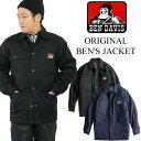 ベンデイビス BEN DAVIS ベンズジャケット アメリカ流通モデル (ベンデービス カバーオール ワークジャケット ブランケット裏地)