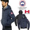 カナダグース CANADA GOOSE カブリフーディー 本国モデル (防寒 CABRI HOODY キャブリフーディー ダウンジャケット パーカー)