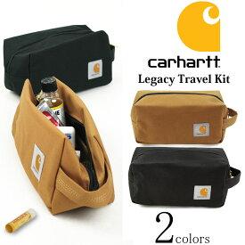 カーハート Carhartt #192522 レガシー トラベルキット (LEGACY TRAVEL KIT パッキング ポーチ バッグ)