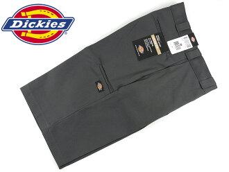 42283 Dickies Dickies 13-inch cellphone Pocket work shorts charcoal size (cotton Chino shorts)