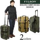 フィルソン FILSON ローリング キャリーオン バッグ ミディアム (ROLLIN CARRY-ON BAG MEDIUM スーツケース)