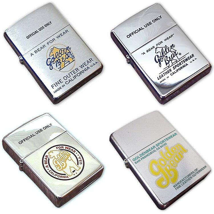 ジービースポーツ Gbsport ノベルティ ジッポ (米国製 ZIPPO オイル ライター 非売品 販促品 ゴールデンベアー 旧タグ)