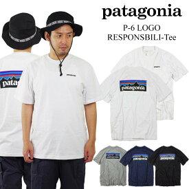パタゴニア patagonia 半袖 Tシャツ P-6 ロゴ レスポンシビリティー (39174 P6 LOGO RESPONSIBILI-TEE メンズ)