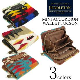 ペンドルトン PENDLETON ミニ アコーディオン ウォレット ツーソン(財布 小銭入れ コインパース)