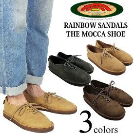 e5ae4aad2ab1 レインボーサンダル RAINBOW SANDALS ザ モカシュー (THE MOCCA SHOE)