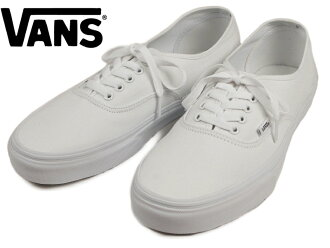 Vans VANS United States standard sneakers authentic white (AUTHENTIC True White skateboard casual)