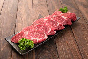 「福島牛」ヒレステーキ用(冷蔵)750g(150g×5枚)牛肉 ヒレ 柔らかい 脂少なめ ステーキ 高級 焼肉 ギフト お取り寄せグルメ プレゼント お祝い ごちそう 贈り物 誕生日 自分へのご褒美 ス