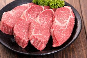 「福島牛」ヒレステーキ用(冷凍)500g(125g×4枚)牛肉 ヒレ 柔らかい 脂少なめ ステーキ 高級 焼肉 ギフト お取り寄せグルメ プレゼント お祝い ごちそう 贈り物 誕生日 自分へのご褒美 ス