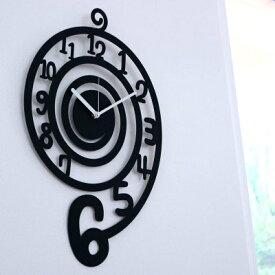 EDDY TIME etc. 掛け時計 おしゃれ デザイナーズ 日本製 音がしない ステンレス製 インテリア ウォールクロック 静か スイープクオーツ 鉄時計 アナログ ギフト 送料無料 シンプル 薄型 軽量 ラッピング 壁掛け