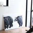 Fabricpanel bear