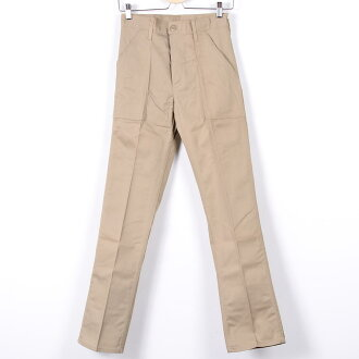 滞销商品DEADSTOCK~80年代USA制造SWEET-ORR细长的直率的贝克裤子人w28复古/weh8116 150702