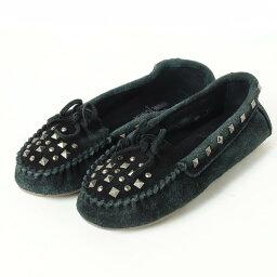 迷妮唐卡莫卡辛鞋 es6.5 婦女 23.5 釐米 Minnetonka /boi0911 151230