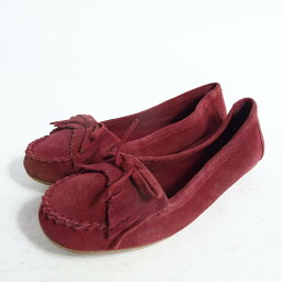 迷妮唐卡莫卡辛鞋 US7 女士 24.0 釐米 Minnetonka /boj9791