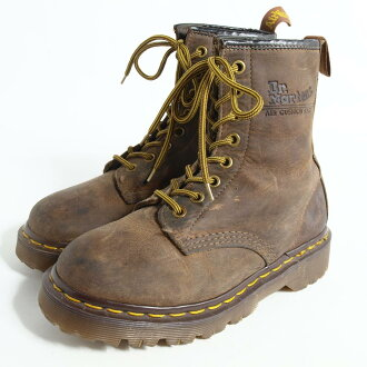 8 hall boots UK2 Lady's 20.5cm Dr.Martens /bok3278 made in the doctor Martin U.K.