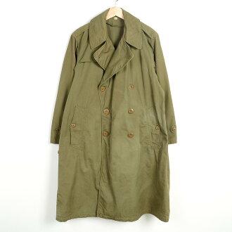 书写方式36S 40年代美军实际上的物品USA制造军事外套36S人M~L复古ARMY OFFICER'S O'COAT FIELD/wez5405